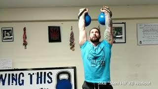"NEW Kettlebell Workout ""Silent Hill"" from Swing This KB Club"