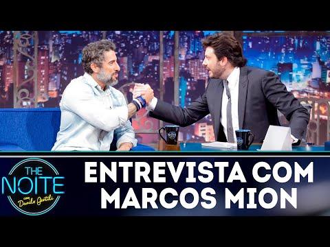Entrevista com Marcos Mion  The Noite 120918
