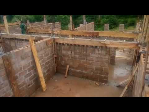 Foundation is Laid - Construction Updates