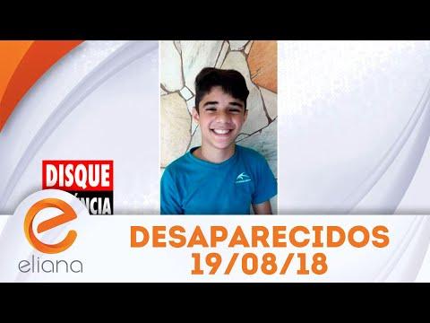 Desaparecidos  | Programa Eliana (19/08/18)