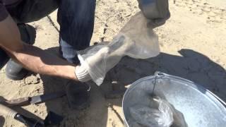 Видео только для строителей. Работа строительной лаборатории на отсыпке.(, 2015-06-28T10:13:17.000Z)