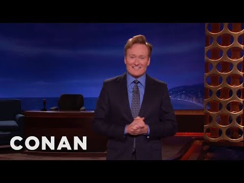 Conan On Trump's Historic Approval Rating  - CONAN on TBS