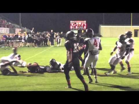 Westbrook vs. Weaver High School Football