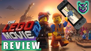 The Lego Movie 2 Switch Review - Perfect Game For Kids? (Video Game Video Review)
