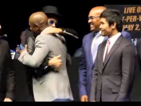 Mayweather Vs Pacquiao 2015 Press Conference