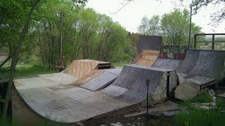 My Backyard SkatePark 2012