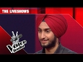 Parakhjeet Singh - Hoshwalon Ko Khabar Kya | The Liveshows | The Voice India S2 Mp3