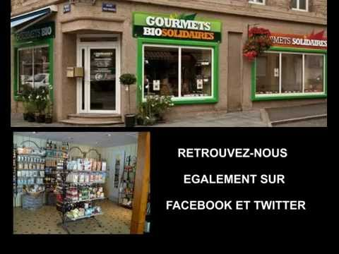 magasin gourmets biosolidaires etp de st james youtube. Black Bedroom Furniture Sets. Home Design Ideas