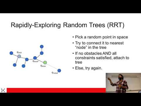 Lecture 7: RRT and D Star