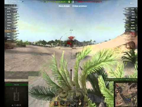 IS-3 - Desert