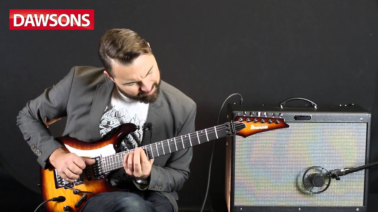 fender hot rod deluxe 112 combo amp review youtube. Black Bedroom Furniture Sets. Home Design Ideas