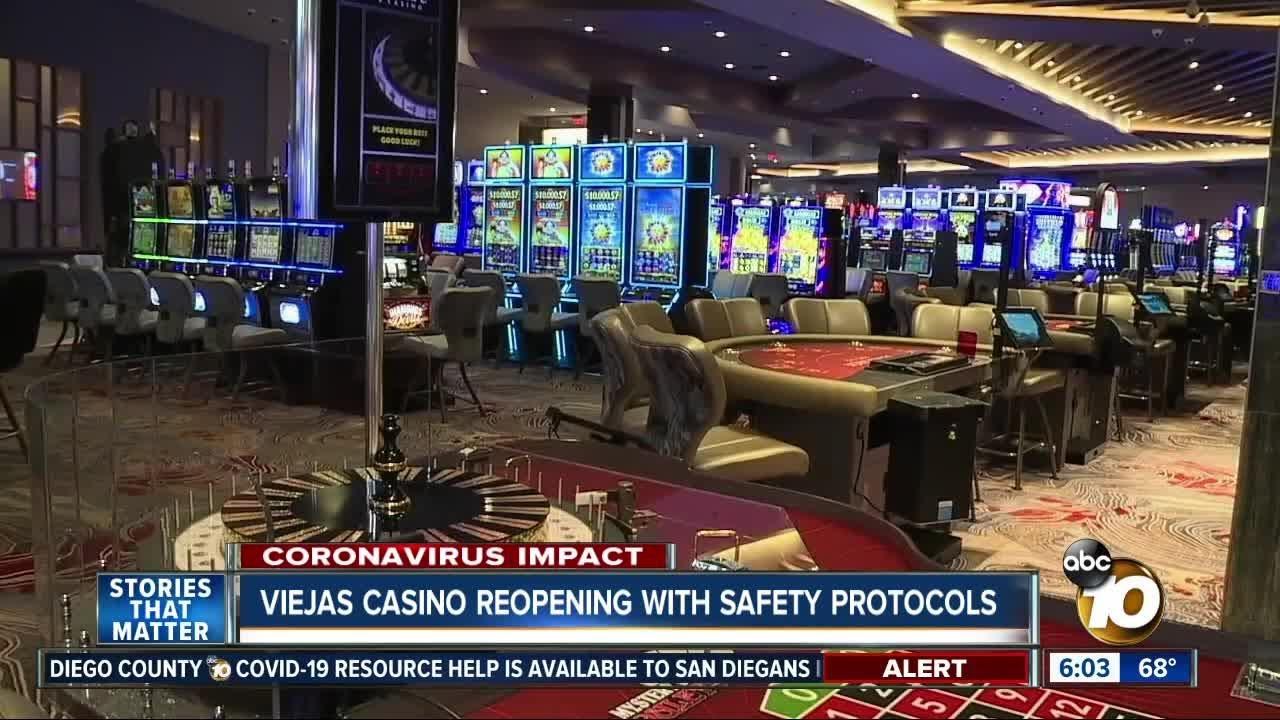 viejas casino age limit