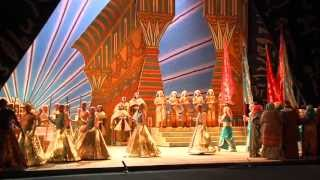 Behind the scenes of San Diego Opera