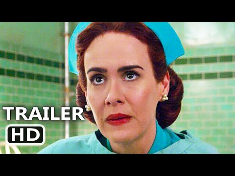 RATCHED Official Trailer (2020) Sarah Paulson, Netflix Series HD