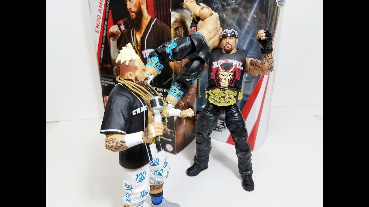WWE Elite Collection Series # 55 Undertaker Action Figure