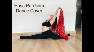 Husn Parcham | Dance Cover | Zero | Dipanjali Saikia Choreography