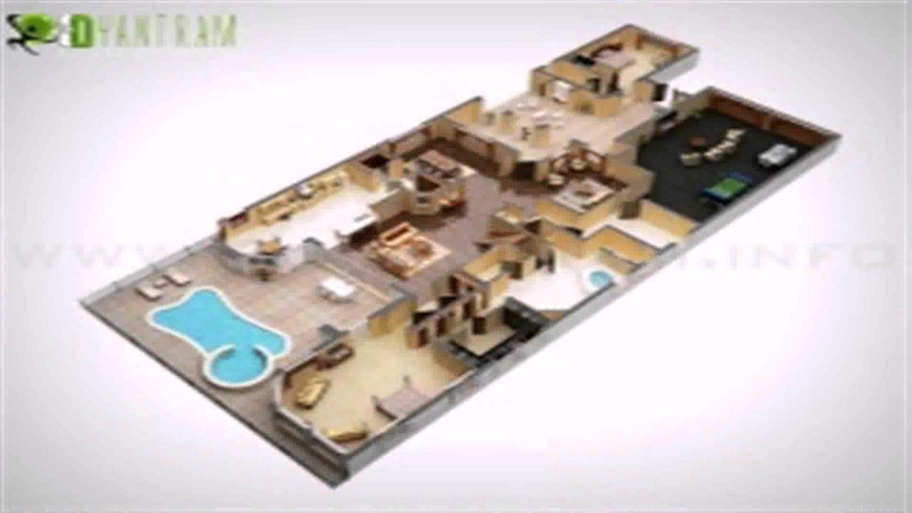 3dvista floor plan maker 1 0 free download youtube for 3d house model maker
