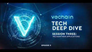 VeChain's Tech Deep Dive Series - S3E2: Supporting Services and Tools