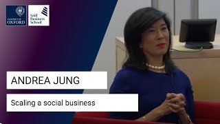 Andrea Jung: Scaling a social business to meet the needs of low-income women