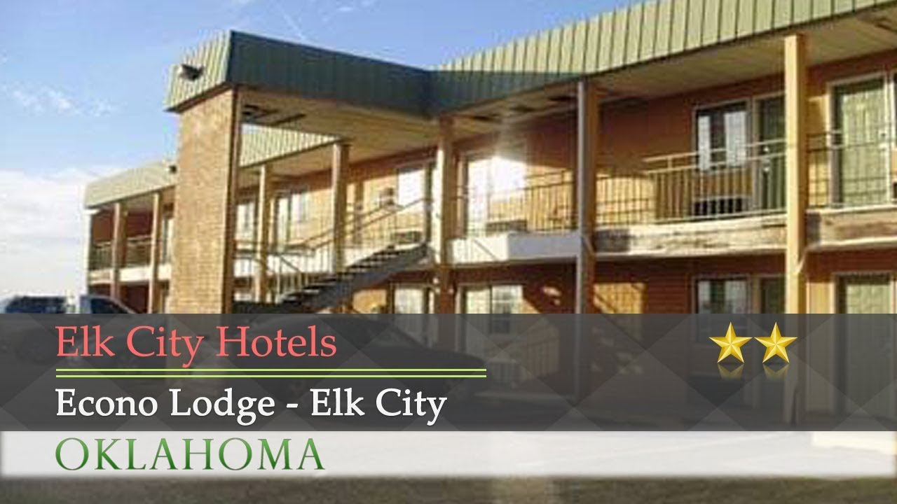 Econo Lodge Elk City Hotels Oklahoma