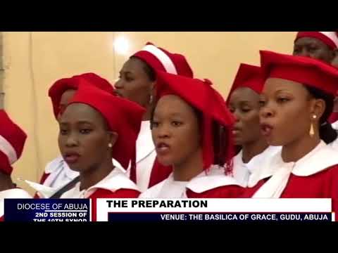 2018 DIOCESE OF ABUJA SYNOD - OPENING SERVICE