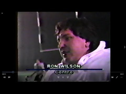 Ottawa Bootleggers 1989   Playoff News Coverage