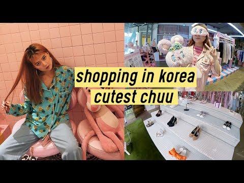 Shopping in Korea: Chuu Flagship Store | Q2HAN