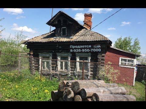 Дом с землей в Подмосковье д. Сенькино