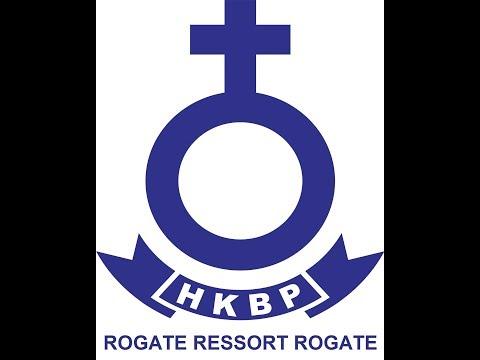 HKBP Rogate Ressort Rogate - Ibadah Minggu XII Setelah Trinitatis, 30 Agustus 2020 Pukul 07.00 WIB