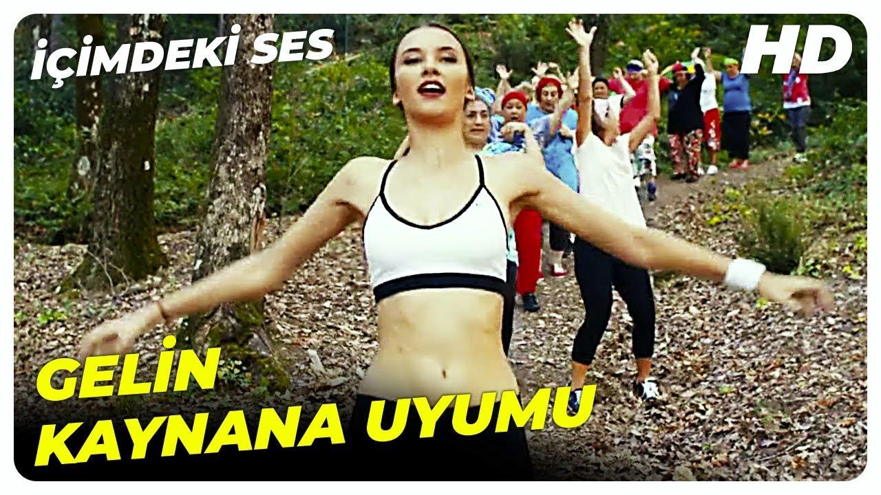 Ayşıl, Kaynanası Gibi Oldu | İçimdeki Ses Türk Komedi Filmi