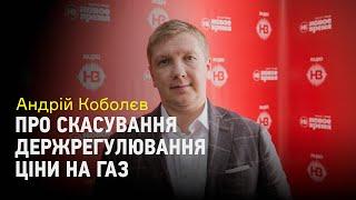 Зміни на ринку газу не пов'язані з Фірташем — Андрій Коболєв