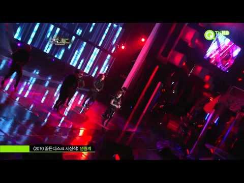 101209 BoA  Copy and Paste Ballad + Hurricane Venus GDA