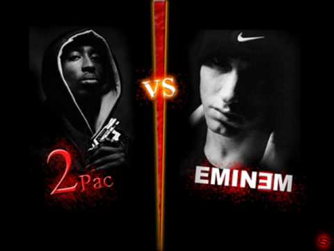 Tupac vs Eminem I'm a Soldier