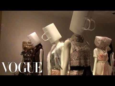 Katie Grand Curates Marc Jacobs for Louis Vuitton's Mini-Retrospective