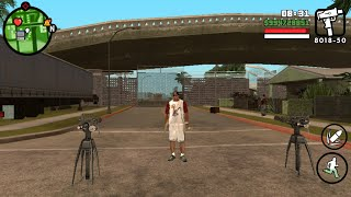 How to install base on Grove street mod in gta sa android