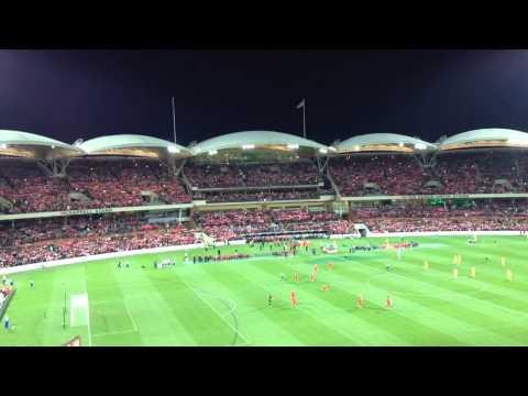 YNWA @ Adelaide Oval
