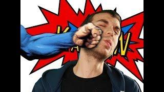 Что если бы Супермэн ударил вас?(Vsauce на русском)