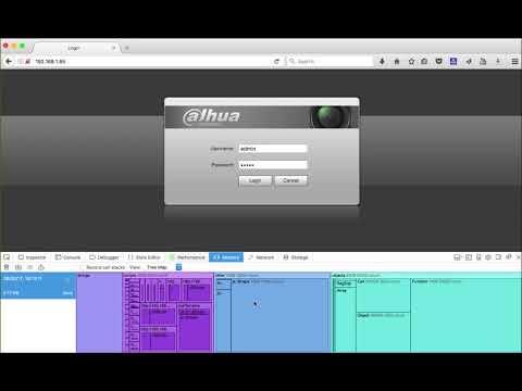 Dahua Web GUI- New!!! | IP Cam Talk