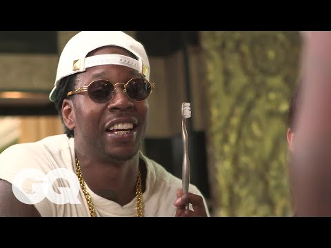 2 Chainz Thinks This $5K Toothbrush is Going to Knock Your Socks Off | Most Expensivest Sh*t | GQ
