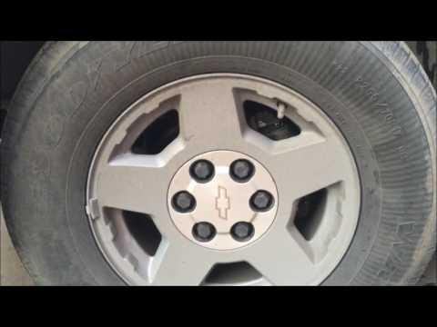 Chevrolet Tahoe посещение автосервиса
