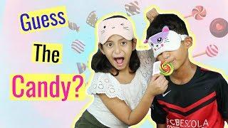 The CANDY Challenge | #Rakhi #MoguBhai #MyMissAnand