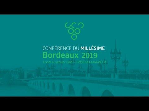 Bordeaux 2019 - Résumé