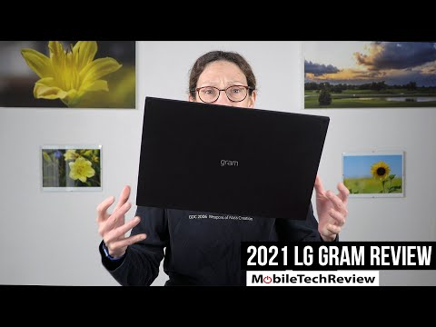 2021 LG gram Review