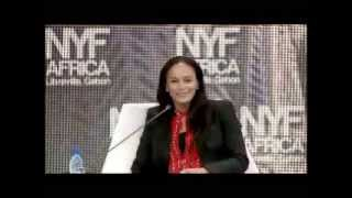 New York Forum Africa - Interview with Isabel dos Santos - Part 2
