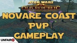 SWTOR Novare Coast PVP Gameplay