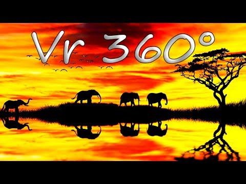 Good Morning Music  VR 360 Positive Vibrations - 528Hz The Deepest Healing - Boost Your Vibration