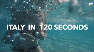 Download Italy in 120 Seconds MP3 song and Music Video