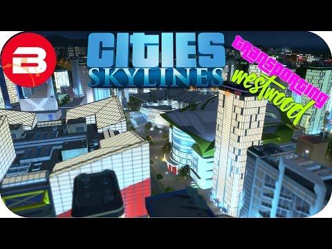 Cities Skylines Gameplay - WE WANT TOURISM TRAVELLERS!!! (Cities: Skylines WESTWOOD Scenario) #5