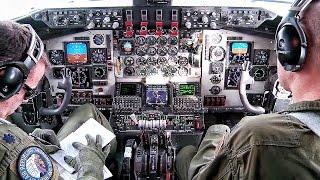 KC-135 Pilot Checkride • FAA Practical Test Cockpit Video