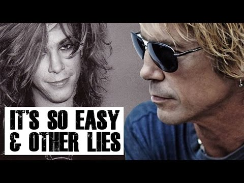 IT'S SO EASY & OTHER LIES: Duff McKagan Documentary with Director Christopher Duddy